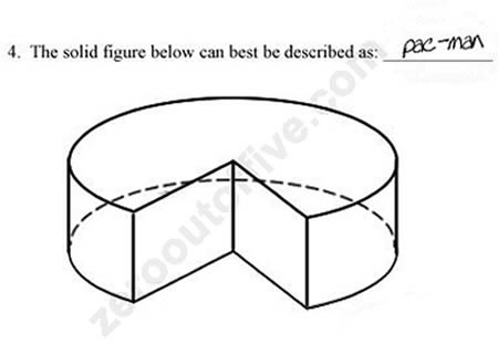 8 more funny test answers pleated jeans