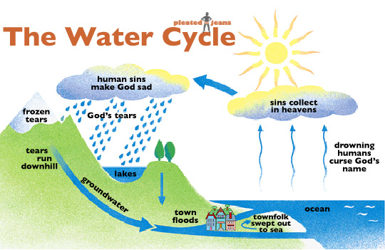 The water cycle chart pleated jeans the water cycle chart ccuart Images