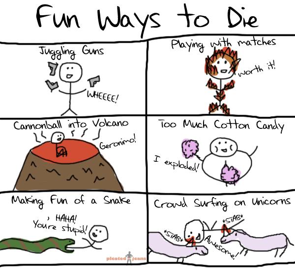 fun ways