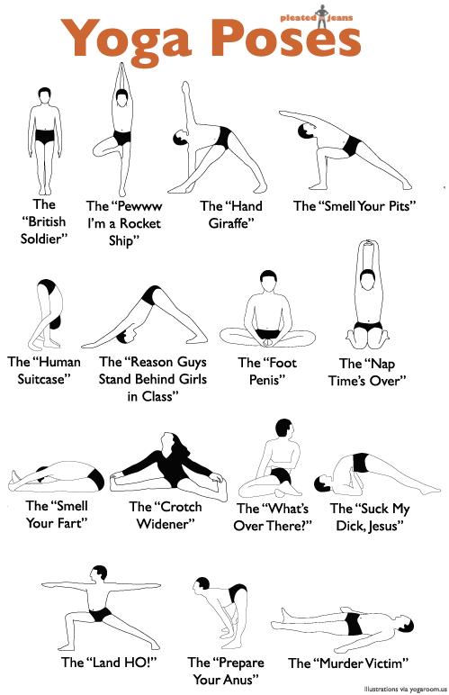 Yoga Poses – Pleated-Jeans.com