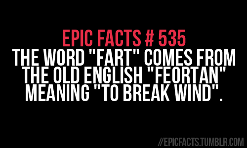 17 More Funny and True Facts – Pleated-Jeans.com