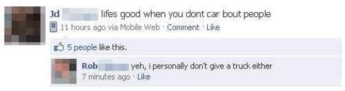23 Funny Facebook Status Updates