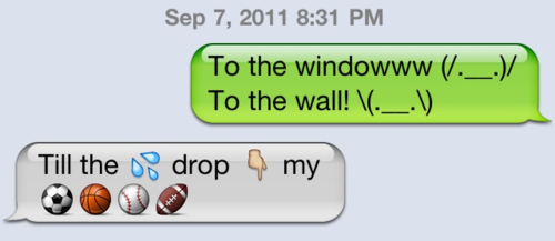 18 Funny Text Messages (9 29 11)