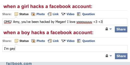 Boys Vs Girls Quotes For Facebook : Pics Photos - Frape Girls Vs Boys