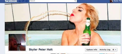 drink status for facebook