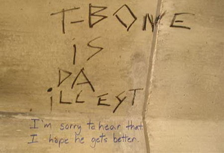 Funny Bathroom Wall Graffiti funny bathroom graffiti (12 pics) – pleated jeans