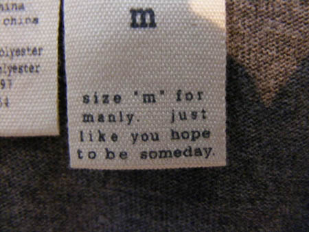 Funny Clothing Tag (3)