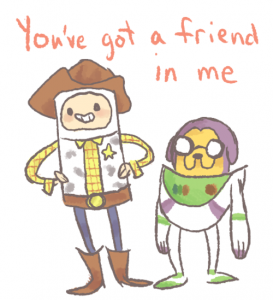 Adventure Time Crossovers and Mashups (16)