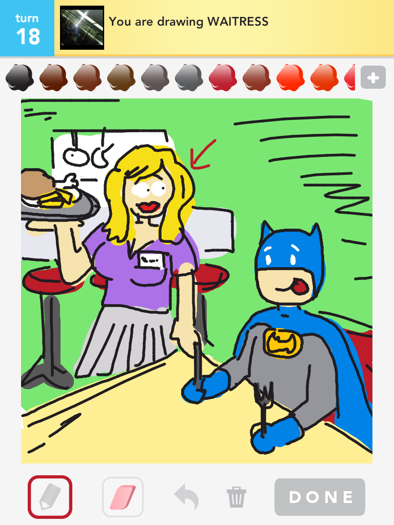 Drawsome Batman Drawings (8)
