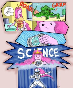 Adventure Time Crossovers and Mashups (5)