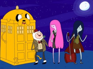 Adventure Time Crossovers and Mashups (14)