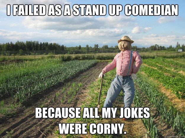 Scarecrow Farmer Meme (4)