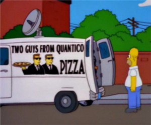 Funny Cars and Vehicles in the Simpsons (2)