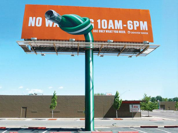 denver water hose - View funny advertising photos