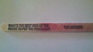 Popsicle Stick Joke (9)