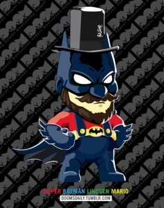 Funny Batman Mashups and Crossovers (1)