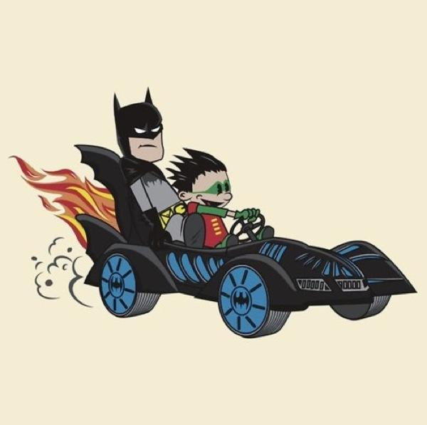 Funny Batman Mashups and Crossovers (2)
