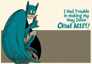 Funny Batman Mashups and Crossovers (3)