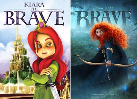 Cartoon Movie Knockoffs (1)