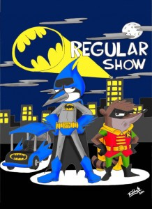 Funny Batman Mashups and Crossovers (11)