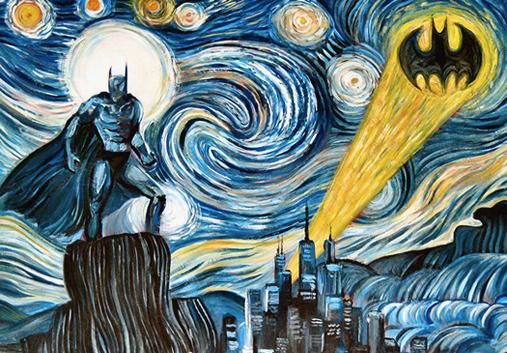 Funny Batman Mashups and Crossovers (15)