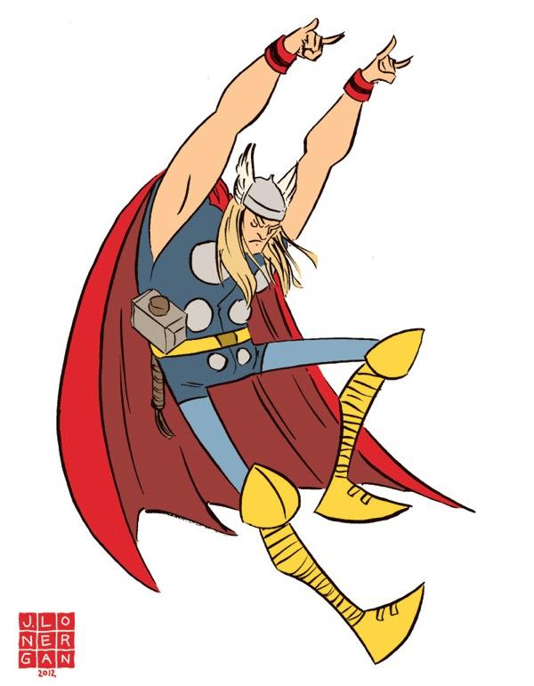 Dancer-a-Day-Thor