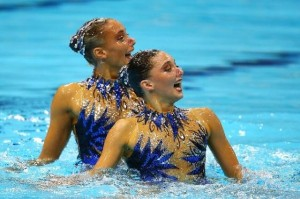 Faces of Synchronized Swimming (10)