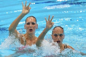 Faces of Synchronized Swimming (23)