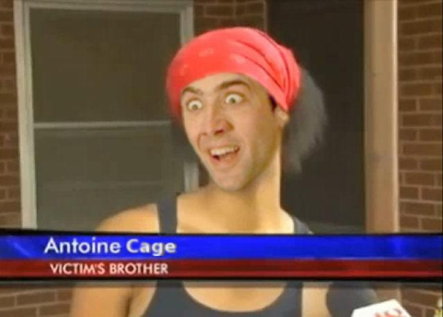 Nicolas Cage as Everyone (31 Pics) | Pleated Jeans