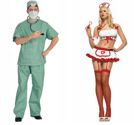 Comparing Male and Female Halloween Costumes (22 Pics) | Pleated Jeans