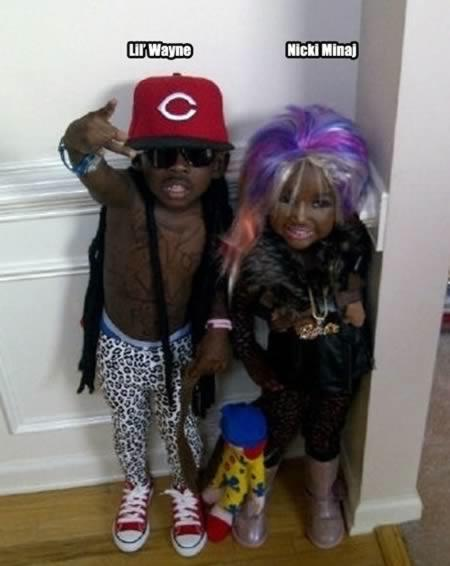 via - Childrens Funny Halloween Costumes