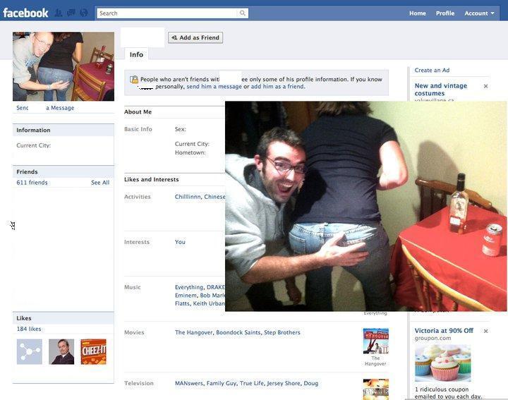 Facebook Doppelganger (4)