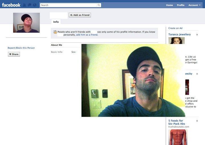 Facebook Doppelganger (2)