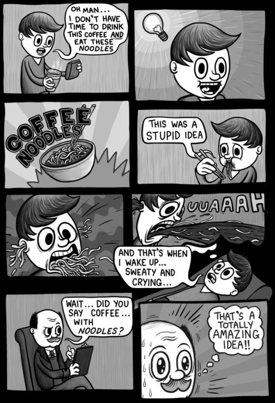 The 65 Funniest Webcomics Of 2012
