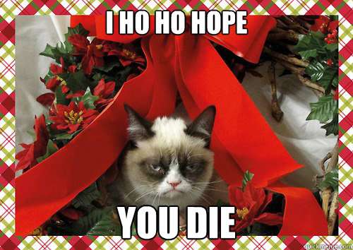 A Grumpy Cat Christmas (1)