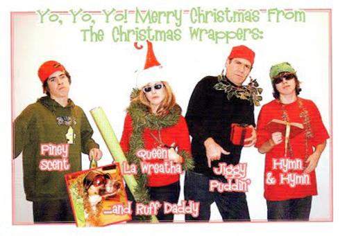 22 Funny Family Christmas Card Ideas – Pleated Jeans