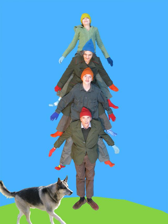 22 Funny Family Christmas Card Ideas
