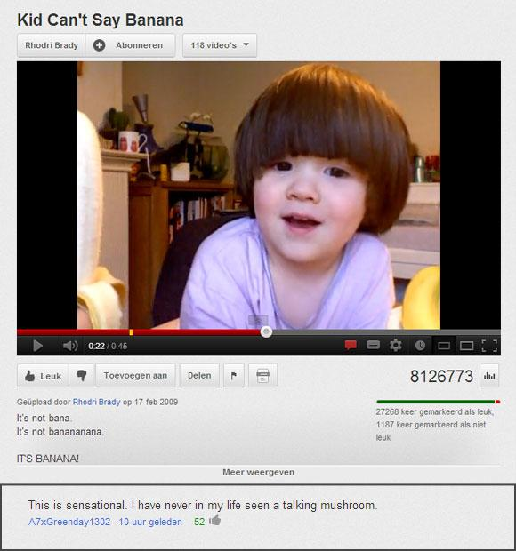 16 Funny Youtube Comments (12.6.12)