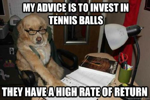 3sj0g1 best of the financial advice dog meme (14 pics) pleated jeans