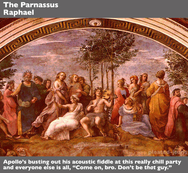 The-Parnassus-Raphael