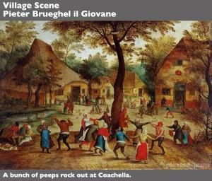 Village-Scene-Pieter-Brueghel-il-Giovane
