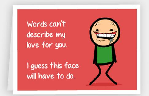 20 Funny Valentines Day Cards PleatedJeans – Hilarious Valentines Card