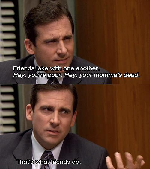Funny Office Quotes: 18 Funny TV And Movie Screencaps (2.1.13)
