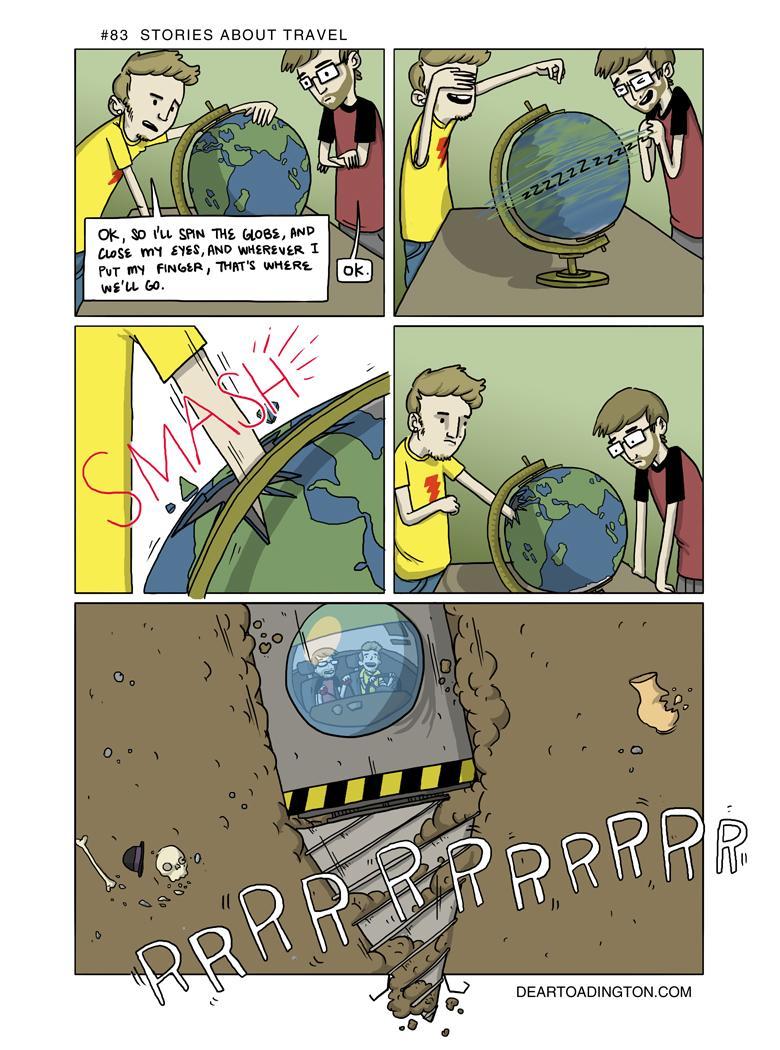 comic strips 1 13 08