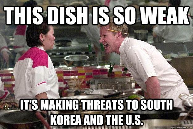 The Gordon Ramsay macro is the most recent meme to take over the ... Vadering