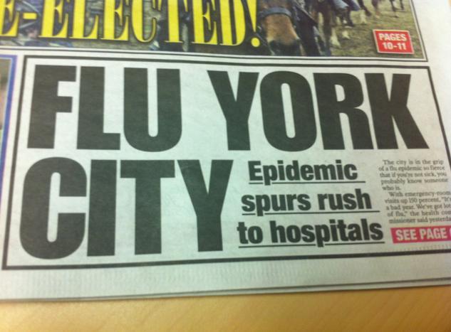 Catchy newspaper headlines examples