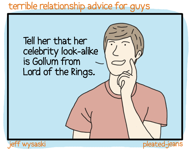 best relationship advice for guys
