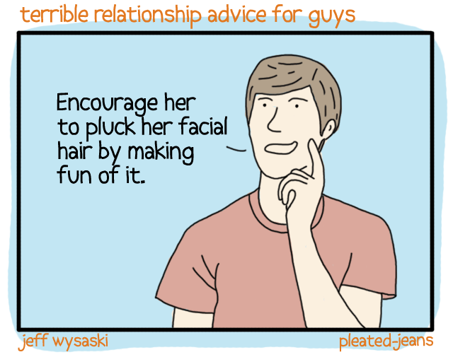 Relationship tips for guys