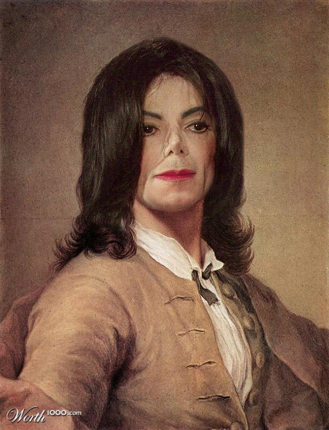 Famous Picture Quotes: Classic Paintings Recreated With Modern Celebrities (20