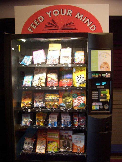 vending machine filler